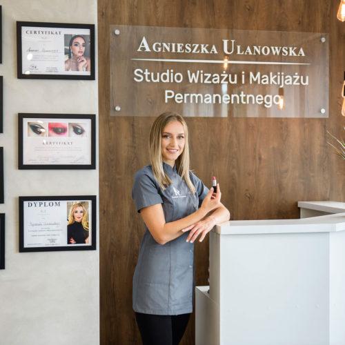 Studio Wizażu iMakijażu Permanentnego Agnieszka Ulanowska
